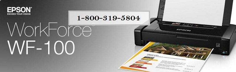 Epson Workforce Technical Support Service 1-800-319-5804 Number